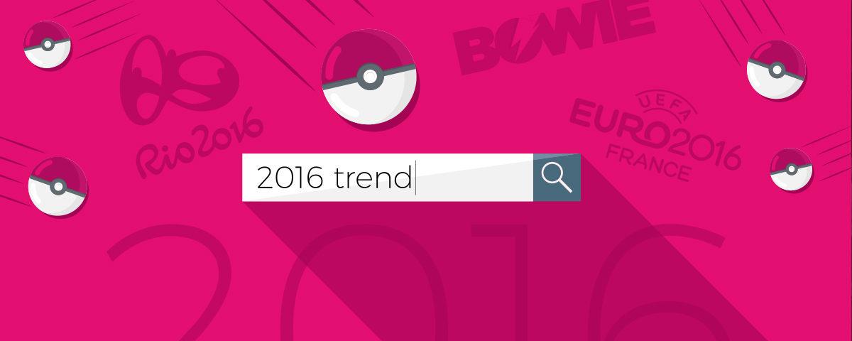 Le parole più cercate su Google nel 2016