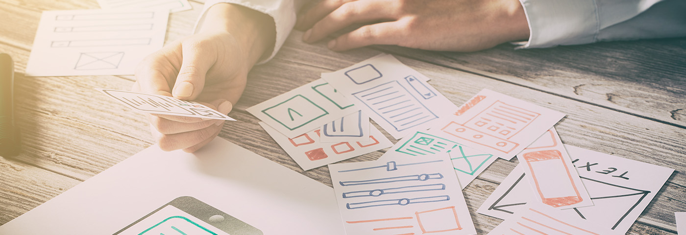 UX writing: l'arte di scrivere breve… e bene