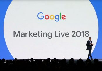 Google Marketing Live Keynote 2018
